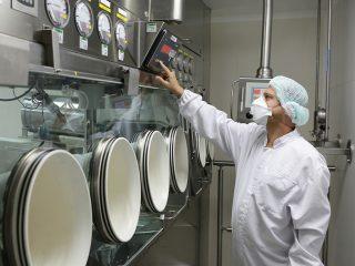 Elektrotechnik in Reinräumen von Pharmaunternehmen und Krankenhäusern