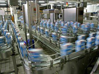 Steuerung der Prozessautomatisierung in der Lebensmittelindustrie