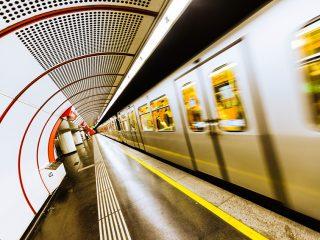 Signaltechnische Verkabelung im U-Bahn-Bau